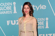 Director Sofia Coppola arrives at The Hollywood Foreign Press Associationand & InStyle's Miss Golden Globe 2011 introduction on December 9, 2010 in West Hollywood, California.