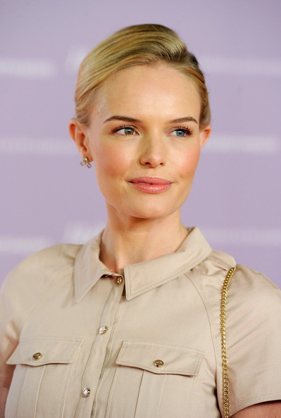 More Pics of Kate Bosworth French Twist (1 of 20) - Kate Bosworth Lookbook - StyleBistro
