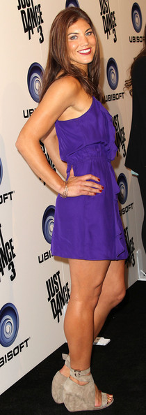 More Pics of Hope Solo Day Dress (4 of 6) - Hope Solo ...