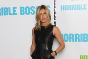 Jennifer Aniston poses for a photocall to promote the UK release of Horrible Bosses at The Dorchester on July 20, 2011 in London, England.