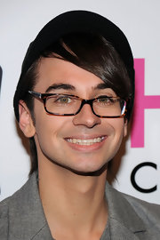 Christian Siriano looked super chic as she walked the red carpet at the Hot in Cleveland premiere.