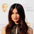 Gemma Chan's Long Wavy Cut