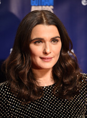 Rachel Weisz looked ultra feminine with her bouncy curls at the 2017 Gotham Independent Film Awards.