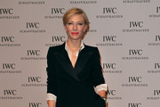 Cate Blanchett attends IWC Schaffhausen: an evening in Portofino at Palexpo Hall 1 on January 18, 2011 in Geneva, Switzerland.