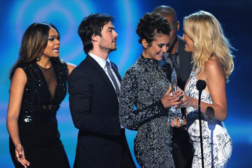 Ian Somerhalder Nina Dobrev The People's Choice Awards Show