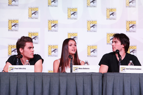 """The Vampire Diaries"" Screening - Comic-Con International 2012"