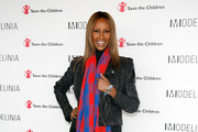 Iman Designs Global Chic Line with HSN