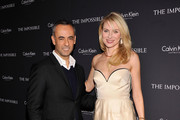 Francisco Costa and Naomi Watts Photo