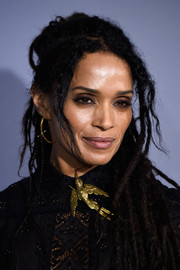 Lisa Bonet made an appearance at the InStyle Awards wearing her signature dreadlocks.