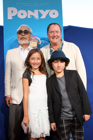 More Pics of Noah Cyrus Long Wavy Cut (1 of 27) - Long Hairstyles Lookbook - StyleBistro [ponyo,premiere,event,photography,smile,movie,arrivals,hayao miyazaki,cast members,john lasseter,walt disney pictures,pixar,industry screening,arrival,industry screening]