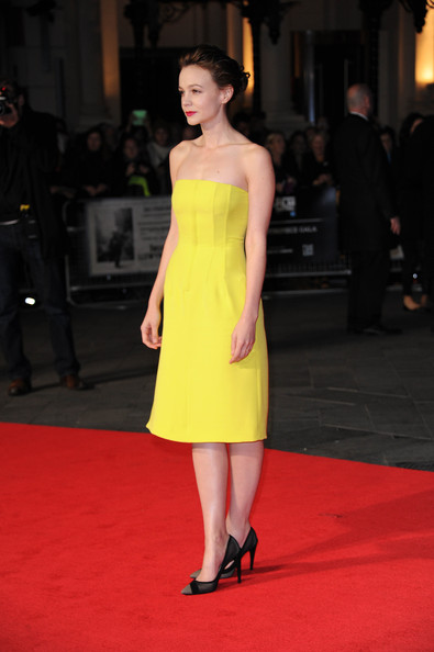 More Pics of Carey Mulligan Pumps (5 of 59) - Carey Mulligan Lookbook - StyleBistro