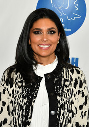 Rachel Roy gave us hair envy with this bouncy layered cut at the International Women's Day United Nations Awards.