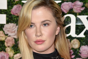 Ireland Baldwin Long Straight Cut with Bangs