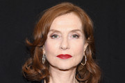 Isabelle Huppert Short Curls