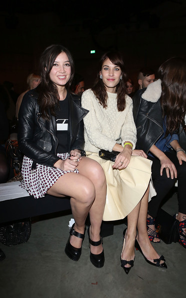 More Pics of Daisy Lowe Mini Skirt (1 of 6) - Daisy Lowe Lookbook - StyleBistro