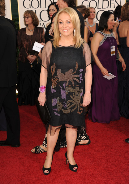 Jacki Weaver Evening Pumps