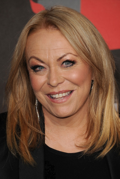 Jacki Weaver Medium Straight Cut