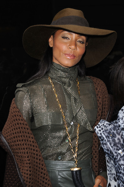 Jada Pinkett Smith Sun Hat