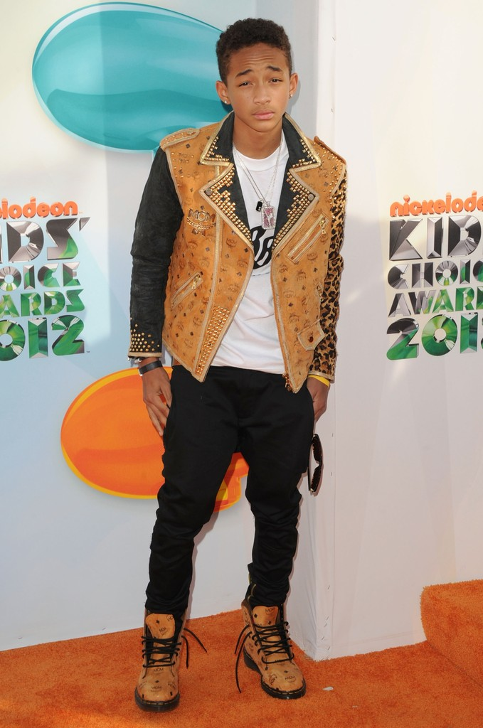 Jaden Smith Leather Jacket Jaden Smith Looks Stylebistro
