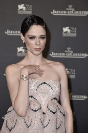 Coco Rocha made us envious when she wore this diamond-studded watch by Jaeger-LeCoultre to the brand's gala dinner at the Venice Film Festival.