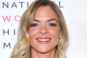 Jaime King Feathered Flip