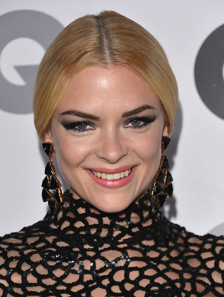 Jaime King Smoky Eyes