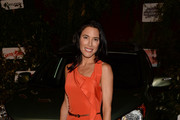 Jaime Murray Cocktail Dress