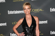 Jaime Pressly Beaded Dress