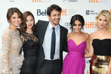"James Franco Ashley Benson ""Spring Breakers"" Premiere - Arrivals - 2012 Toronto International Film Festival"
