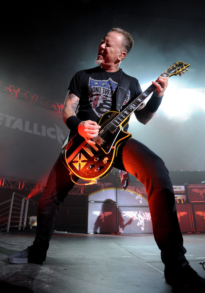 James Hetfield Clothes