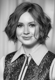 Karen Gillan looked darling with her short wavy 'do at the 2015 Jameson Empire Awards.