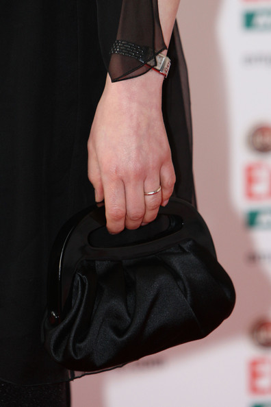 More Pics of Gina McKee Satin Purse (1 of 6) - Gina McKee Lookbook - StyleBistro