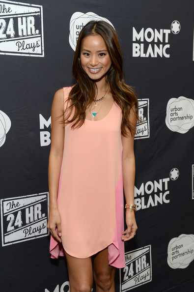 Jamie Chung Mini Dress