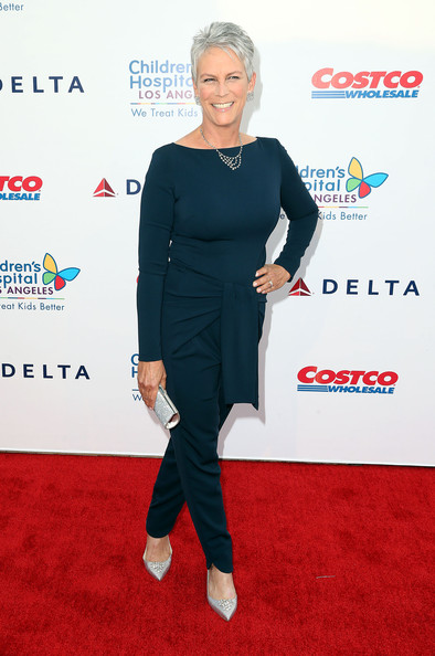 Jamie Lee Curtis Evening Pumps