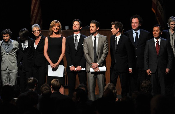 """Premiere Of """"8"""" At The Wilshire Ebell Theatre - Curtain Call"""