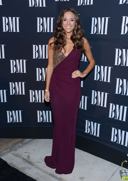 Jana Kramer Evening Dress