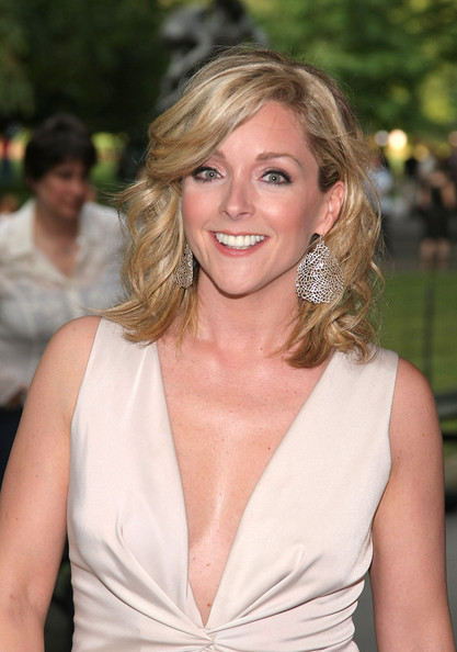 Jane Krakowski Sterling Dangle Earrings