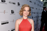 Jane Levy Strappy Sandals
