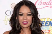 Janel Parrish Long Wavy Cut