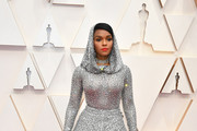 Janelle Monae Beaded Dress