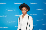Janelle Monae Button Down Shirt