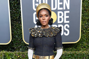 Janelle Monae Evening Dress