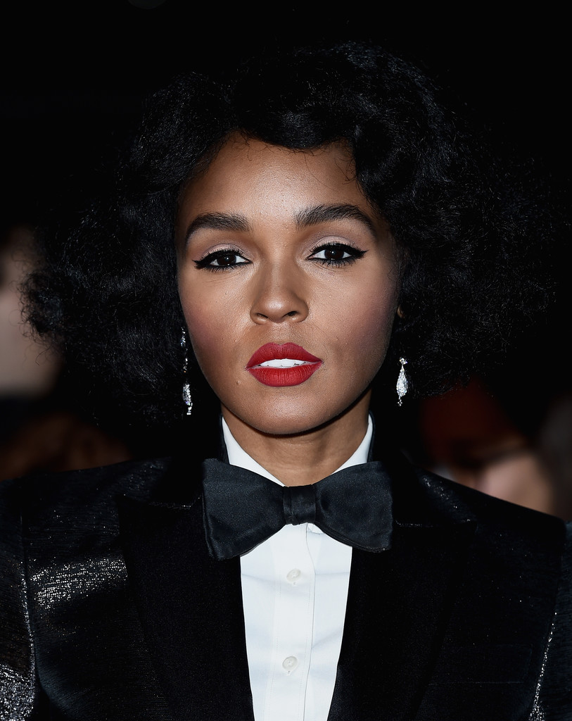 Janelle monae hairstyles 2013