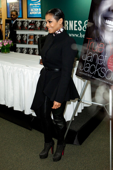 Janet Jackson Ankle Boots [true you: a guide to finding and loving yourself,janet jackson signs,book,footwear,fashion,tights,leg,shoe,formal wear,suit,tuxedo,fashion accessory,style,copies,janet jackson,5th avenue,new york city,barnes noble]