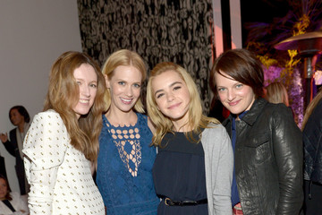 January Jones Elisabeth Moss Stars at the Chloe LA Fashion Show and Dinner