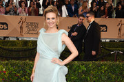 January Jones Fishtail Dress
