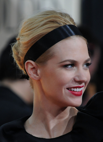 January Jones French Twist []