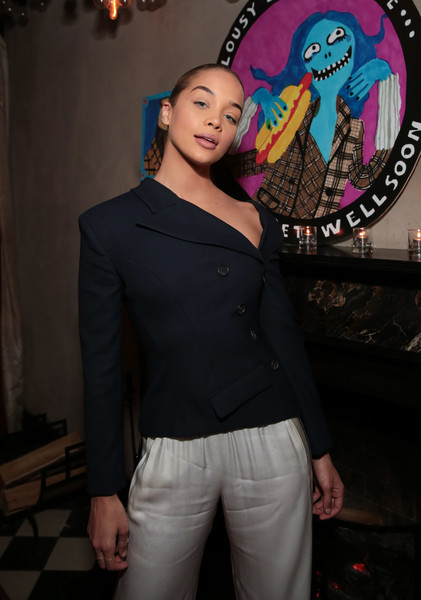 Jasmine Sanders Fitted Jacket