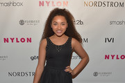 Jaylen Barron Little Black Dress