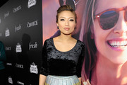 Jeannie Mai Full Skirt